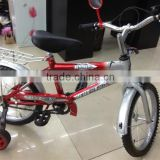 Aluminum Alloy kids bike children bicycle 16 inch for 10 12 Years old children