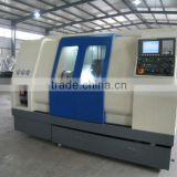 CNC200A double spindle cnc lathe milling machine