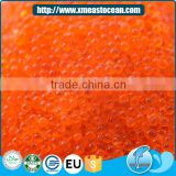 Custom made sushi seafood material seasoned frozen flying fish roe