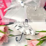 gift and giveaways--Crystal Umbrella baby gift present Keepsake
