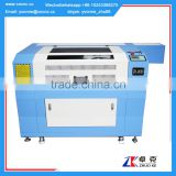 Hot sale 6090 MDF Laser cutting machine for soft wood 130W laser tube with USB flash disk control ZK-9060-130W