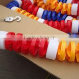 Hot sale product swimming pool lane rope
