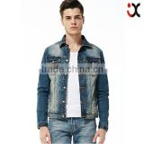 fashion 2015 designer new arrival bomber jacket men wholesale cheap jeans manufacturers china JXQ486