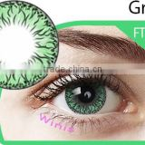 Lucille Ivy korea circle lens wholesale cosmetics big eyes color contact lenses accept paypal