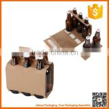 12 pack corrugated paper beer box