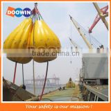 Water Filled Crane Certification Fluid Weight Water Bags