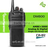 TG-DM800 Dmr radio AMBE 3000 vocoder of DMR dPMR Digital Radio from