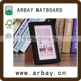 wholesale high quality and beautiful photo frame matboard in frame paperboard making machine