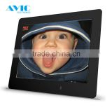 13.3 inch LCD Digital Electronic Photo Frame with sexy video media player for home audio player system