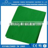 Factory supply 3x6m pure cotton green screen muslin wedding background backdrop