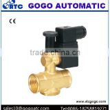 GOGOATC special usage solenoid valve lpg cylinders safety valve