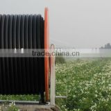 Water Sprinkling center pivot irrigation system equipment with end gun