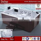 lowes hot tubs for sale, very big size bathtub outdoor for whole family, tubs adult massage spa