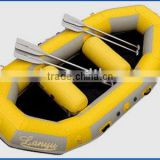 inflatable drifting air deck boat