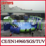 2015 hot summer giant inflatable water park/inflatable Aqua Park,commercial water park equipment for sale
