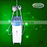 Fat Reduce Wholesale 2 Handles Fat Weight Loss Freeze Cryolipolysis Machine Body Slimming