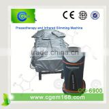 CG-6900 NEW! CE Approved weight loss beauty Professional body slimming suit for fat reducing