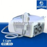 Bestview multifunction machine ipl+elight+rf electric threading hair remover
