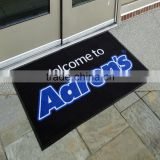 Custom Entry Printed Welcome Entrance PVC Rubber Doormats Carpets Rugs Door Floor Mats Logo