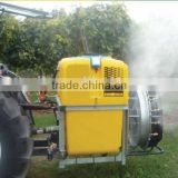 top quality tractor PTO drived garden sprayer ,orchard sprayer, air blast sprayer blow sprayer with best price