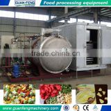 Vacuum freeze Drying machine and China Wholesale Custom Strawberry Refrigerated Air Dryer