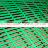 high quality low price PVC coated welded wire mesh panel/sheet manufacture/factory China