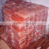 Himalayan Salt Bricks for salt rooms and spa|rock salt bricks|salt tiles| Himalayan salts|Salt rooms