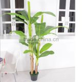 SJ0301112 Artificial decorative foliage tree banana tree products