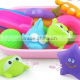 plastic baby sand beach bucket toy, pvc eco-friendly Beach Toy, Plastic Sand Beach Toy Set