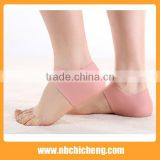 Silicone Heel Protector, Gel Socks Insoles, Foot Care Cushion Sock