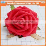 China factory direct wholesale artificial flower rose for festival and wedding party home decoration with good quality