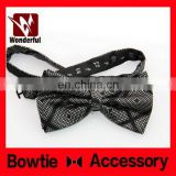 hot sale red checked bow ties