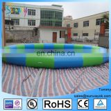 Large Indoor Or Outdoor PVC Round Inflatable Swimming Pool