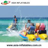 Giant Inflatable Water Toys Inflatable Flying Fish Tube Towable Tubes