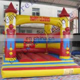 happy clowns inflatable jumping castle for sale JC008