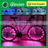 Shenzhen led flashing light Glovion spoke light led wheel light for bike