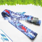 2016 Promotional gifts luggage tag strap/belt/guitar belt/guitar strap