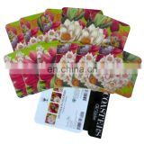 colourful printing scented table placemats paper kids