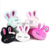 animal pencil cases,soft pencil case,rabbit pencil bag