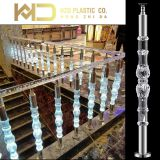 High quality wholesale crystal acrylic balustrade in villa