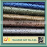 quality stain resistance leather with dots