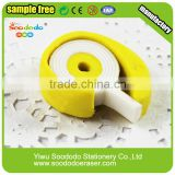 pencil sharpener shape rubber puzzle gift eraser