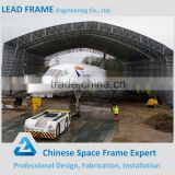 Promotional Beautiful Steel Structure Aircraft Hangar