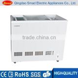 Large capacity Slide Door 220-240V/50HZ 110V/60HZ display Freezer