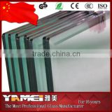 China supplier high quality building glass 10mm tempered glass                                                                         Quality Choice