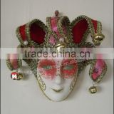 home decoration mask Very funny hand craft Antique dacron lacquer small decoration unique gift mask