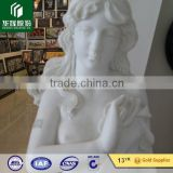 building decoration natural stone statues marble