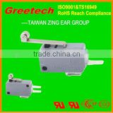 push button micro switch led, Types of micro switch, approved UL,CUL,ENEC,CQC,ROHS,Reach.