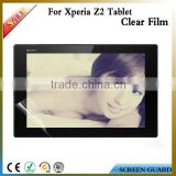 Factory Direct High Transparency For Sony Xperia Z2 Tablet PC Crystal Clear Screen Guard