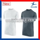 wholesale 100% pima cotton blank t-shirt for promotion                                                                         Quality Choice